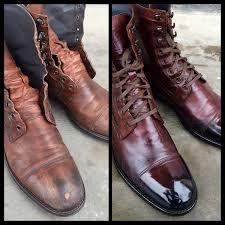 Не портит обувь