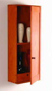 Free Woodworking Plans Wall Shelf by Free Plan Wall Cabinet In Cherry Finewoodworking