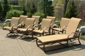 Outdoor Furniture Finish by Patio Pool Outdoor Lawn Yard Furniture New Finish Paint