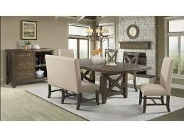 elements dining room frank dining table 4 chairs and bench free
