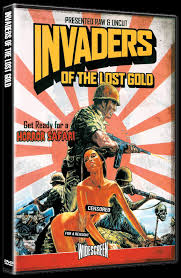 Invaders of the Lost Gold 1982