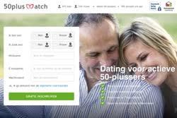 Plus Dating voor Senioren  amp     plussers  Vergelijk     Datingsites   plusmatch voorpagina