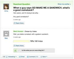 Of The Funniest Yahoo Answer FAILS Of All Time