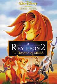 El Rey León 2 – El tesoro de Simba (1998) [Latino]