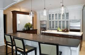 Marble Top Kitchen Islands by Kitchen Island With Bar Seating Simple And Practical Solution To
