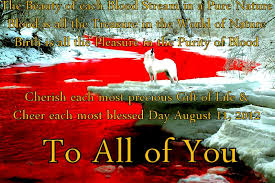 ... to our dearest friends from all around the world on today August 11, 2012 ♥. Andrea Montes. Lisa Jeanne Vunk. Glenn Speck. Ley Catherine Hester - august-birthday-greetings-august-11-2012
