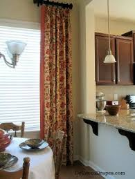Custom Made Kitchen Curtains by Blue And White Ikat Roman Shade Decoco Drapes Buy Drapes Online