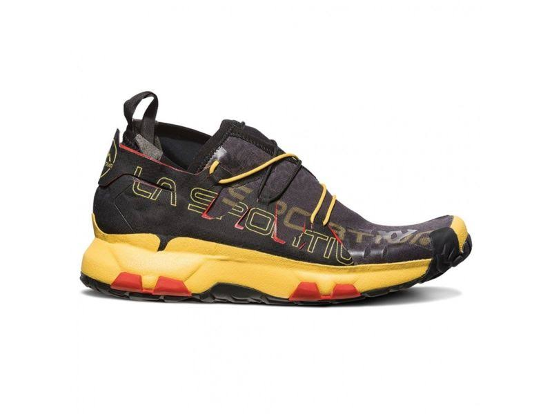 La Sportiva Unika Black/ Yellow 40.5 36M-999100-40.5