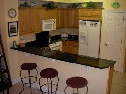 kitchen breakfast bar designs ideas fully equipped with bar countertop ideas unique and interesting finished basement photos small apartment decorating with black granite countertops smart wooden free