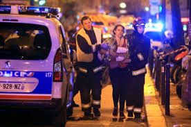 Image result for images  of last night  paris attacks