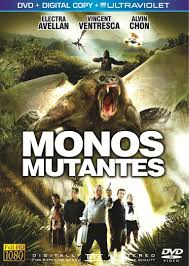 Monos Mutantes (Flying Monkeys) (2013) [Vose]