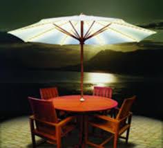 Patio Lights Outdoor by Amazon Com Brella Lights Outdoor Patio Lighting System For 6 Rib