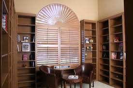 arched shutters 3 blind mice window coverings san diego ca