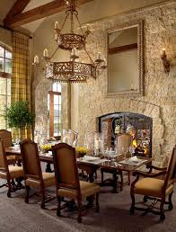 Tuscaninspired Home On The Aspen Mountains Room Aspen And Food - Tuscan dining room