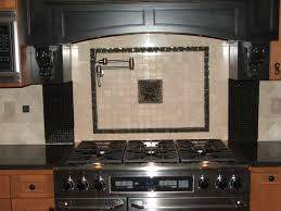 furniture grey stone kitchen backsplash connected by stainless