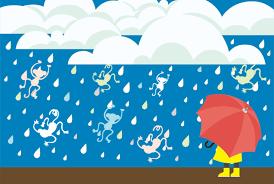 11 imaginative regional idioms to describe heavy rain mental floss