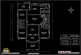 double story house elevation kerala home design and floor plans