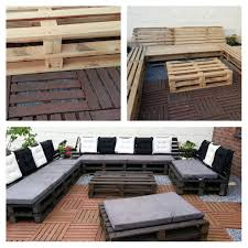 Patio Furniture Wood Pallets - pallets lounge pallet lounge outdoor pallet and pallet sofa