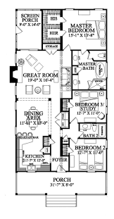 the 25 best narrow house plans ideas on pinterest small open