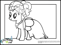 My Little Pony Colouring Pages To Print My Little Pony Coloring Pages Pinkie Pie 20 For Your