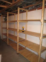 decor build garage shelf and garage shelving plans
