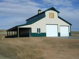 100 pole barn with living quarters floor plans ideas