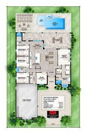 One Story Colonial House Plans Best 25 4 Bedroom House Plans Ideas On Pinterest House Plans