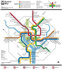Mta Info Subway Map by An Nyc Subway Map In The Style Of Washington D C U0027s U2013 Chris Whong