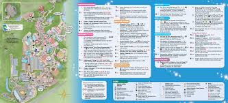 Orlando Universal Studios Map by 2014 Walt Disney World Park Maps With Fastpass Photo 8 Of 8