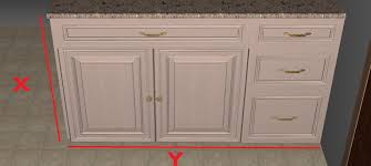 Square Feet Calc by How Much Are Kitchen Cabinets Per Square Foot Tehranway Decoration