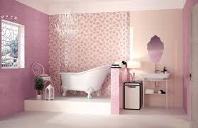 pink bathroom ouida us