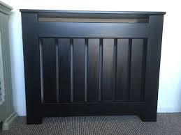 Patio Heater Covers by Black Handmade Made To Measure Radiator Storage Heater Cover
