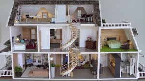 Miniature Dollhouse Plans Free by Modern Mini Houses