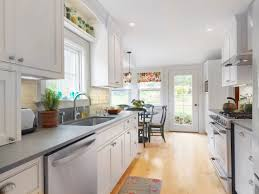 interesting galley kitchen pictures ideas 1692