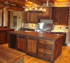 white painted oak kitchen cabinets on red ceramic tiles for rustic