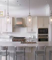 Modern Pendant Lighting For Kitchen Island Modern Glass Pendant Lighting For Kitchen Island With White