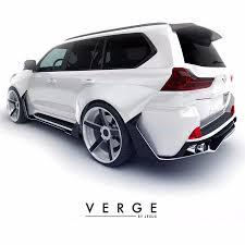 lexus rx 350 price oman lx 570 with verge body kit range bodykits pinterest cars