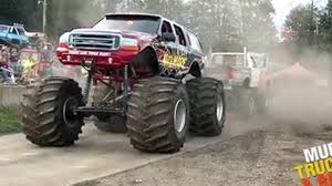 monster trucks in the mud videos mud the ultimate mega mud truck video dailymotion