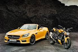 mercedes benz and ducati collaboration photo gallery autoblog