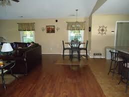 Kitchen Living Room Open Floor Plan Paint Colors Decorating Open Floor Plan Peeinn Com