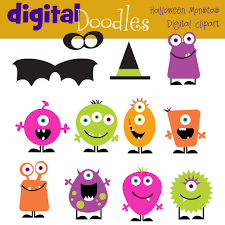 halloween monster cliparts free download clip art free clip