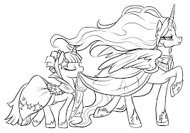 My Little Pony Colouring Pages Printable 24 My Little Pony Coloring Pages Princess Celestia 3182