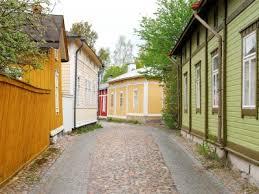 Archipelago     VisitFinland com Archipelago     VisitFinland com     Rauma Finland     s most famous wooden town is Old Rauma  a Unesco World Heritage Site