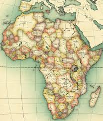 Sub Saharan Africa Physical Map by 40 More Maps That Explain The World The Washington Post