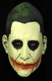 halloween mask obama joker