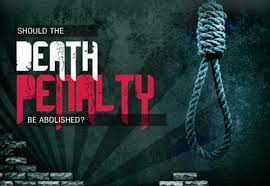 Argumentative Essays On The Death Penalty Persuasive Essay           Free Essays and Papers Capital Punishment proves to be the best method to eliminate negative elements from the society forever thus  leading to a more humane society
