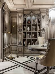 Posh Interiors Neoclassical And Art Deco Features In Two Luxurious Interiors