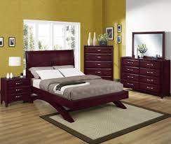 crown mark vera queen platform bed charleston furniture