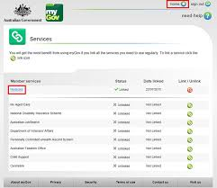 Linking your online account to myGov   Australian Government     Department of Human Services
