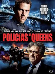 Policias de queens (2011)